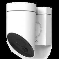 Neue Außenkamera mit integrierter Sirene von Somfy